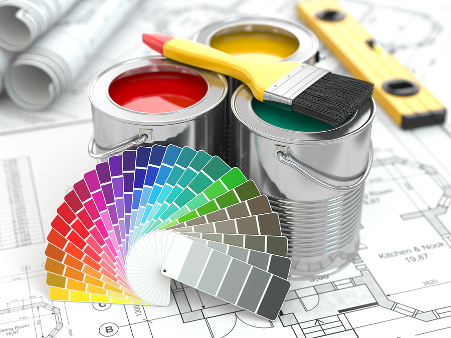 bigstock-Construction-Cans-of-paint-wi-63627892
